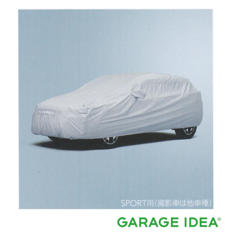 SUBARU スバル 純正 アクセサリー パーツ IMPREZA インプレッサボディカバー SPORT用【M0017FL020】 GK2 GK3 GK6 GK7 GT2 GT3 GT6 GT7