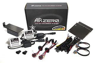 AIR-ZERO Gシリーズ 35W HIDコンバージョンキット H11 HP6000K ノート e-POWER専用システム 品番:ZG912H6