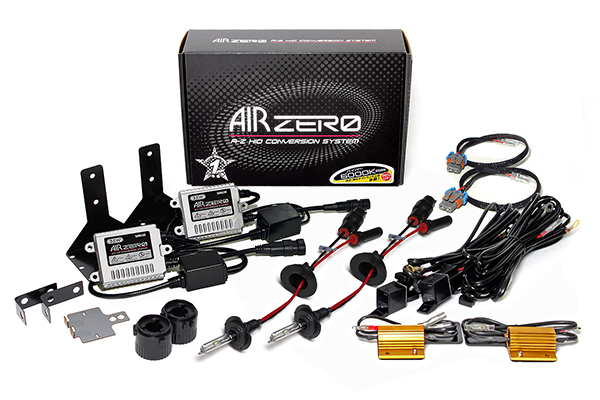 AIR-ZERO Gシリーズ 35W HIDコンバージョンキット 2013y4~ VW GOLF7専用システム HP6000K 品番:ZG9G7H6