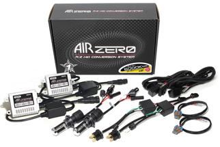 AIR-ZERO Gシリーズ 35W HIDコンバージョンキット H4 Hi/Lo 6700K ヘッドライト用 品番:ZG34067