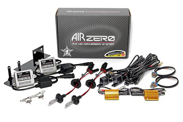 AIR-ZERO Gシリーズ 35W HIDコンバージョンキット 2014y8~2018y2 VW POLO(6C系)専用システム HP6000K 品番:ZG96CH6