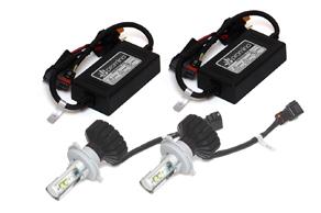 promina LED HEAD LIGHT BULB H4 Hi/Lo 6000K(PM701)Hi4600ルーメンLo4600ルーメン 12V車専用