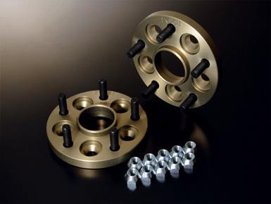 KSP:REAL PCD変換スペーサー SUBARU 新型BRZ専用 5H100 (56パイ)-->5H/114.3 (60パイ) M12xP1.25用 厚さ15mm (KS-5808)