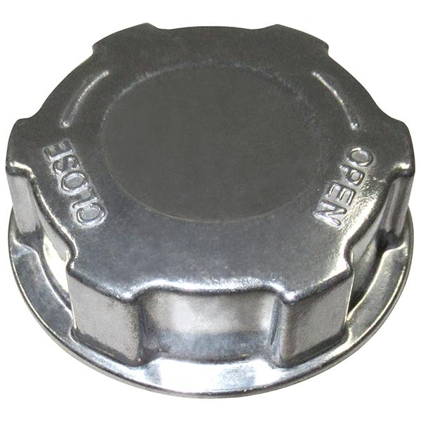 郵送で送料無料 代引き 後払いは選べません 限定タイムセール ガレージ ゼロ ガソリン携行缶用キャップ スチール製横型5 20L用 上品 10