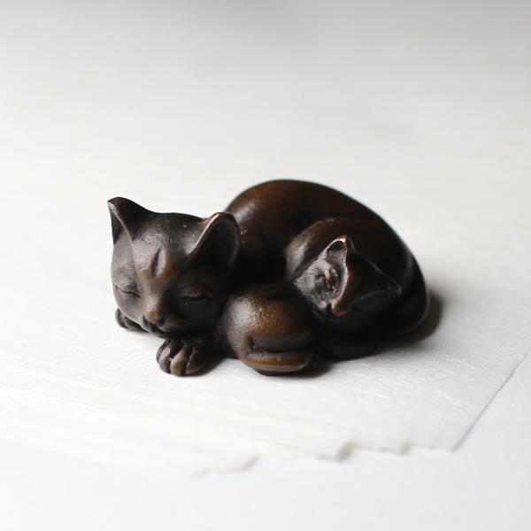 문 진/서 진/종이 무게 타 카오 容 친자 고양이