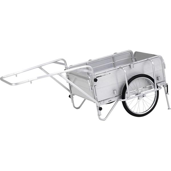 送料無料 価格交渉OK送料無料 通販 激安◆ 折りたたみ式リヤカー HKW-180