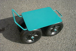 倉庫 送料無料 腰掛作業車 TC-4502 ファクトリーアウトレット チビコロ