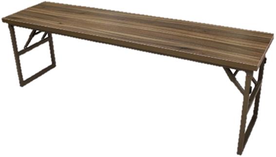 【送料無料】和座敷テーブルWT CD4555WT 会議テーブル ローテーブル