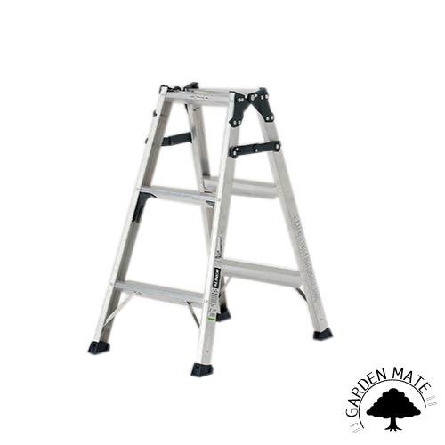 【送料無料】はしご兼用脚立 90cm MXB-90FX