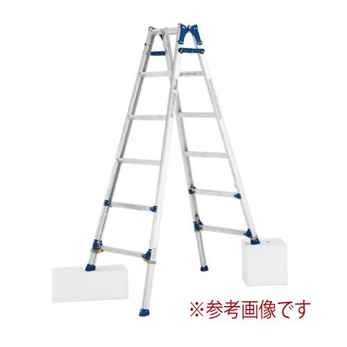 【送料無料】伸縮脚付はしご兼用脚立 90cm PRE-90FX