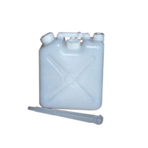 ウォータータンク ポリタンク 送料無料 飲料水専用タンク 20個で 予約販売品 5L SALE ノズル付水缶