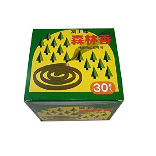 森林香 超特価SALE開催 大決算セール 黄色 30巻入