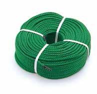 雑誌で紹介された 【メーカー直送/送料無料】:ガーデン太郎 グリーンロープ(ポリエチレン) 太さ約16mm長さ約200m-DIY・工具