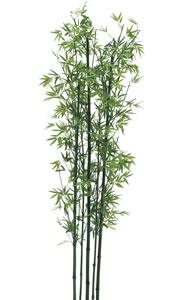 人工樹木 青竹DX(5本立)H1800【屋内用】【人工植物】【室内庭園】【インテリア】【グリーンアイテム】【代引不可】【メーカー直送】