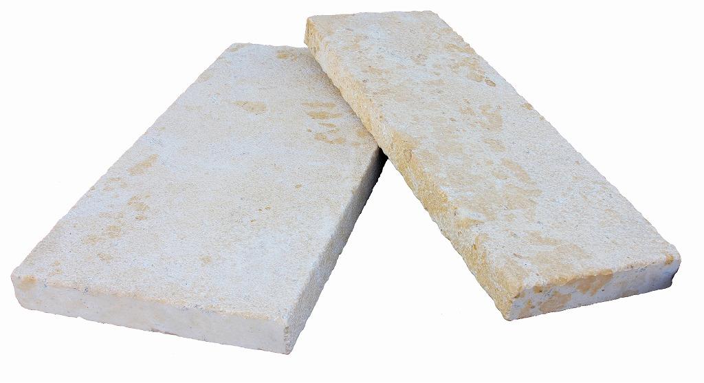 ハオリーストーン 板石 300×600×43内外【石灰岩・中国】