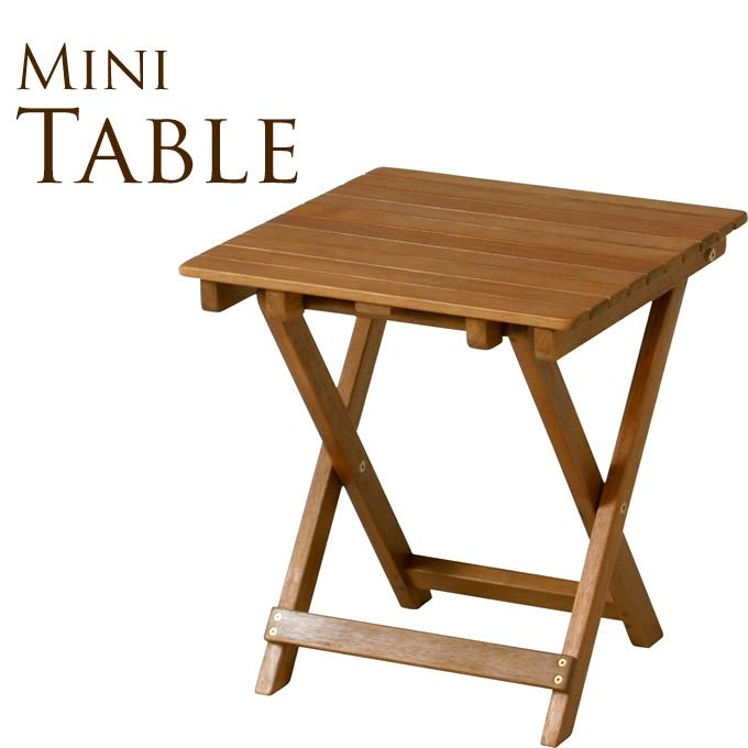Gentil The / Folding Folding / Side Table / Garden / Garden / Exterior / Gardening  That ...