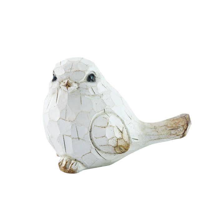 小鳥のカワイイ木彫りのような質感のアンティークオブジェ レビューを書けば送料当店負担 ガーデニング雑貨 アンティーク 小鳥 レジン オブジェ Bタイプ キャンペーンもお見逃しなく ゴールド 動物 かわいい 雑貨 鳥 バード 置物 飾り ガーデン