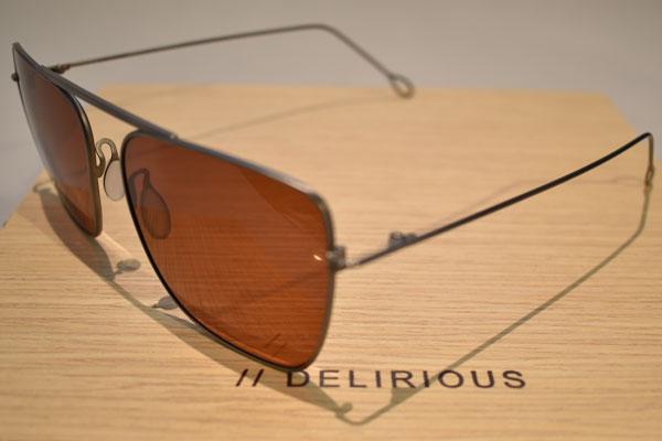 DELIRIOUS eyewear デリリオウス アイウェア
