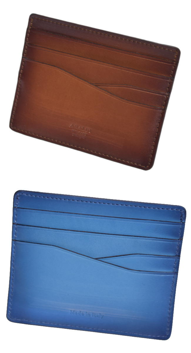 ARALDI アラルディタンナポート カードケース2色展開【送料無料】