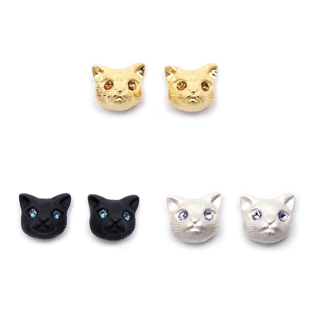 超激得SALE 有名な mini CATS ピアス:gargle ガーグル
