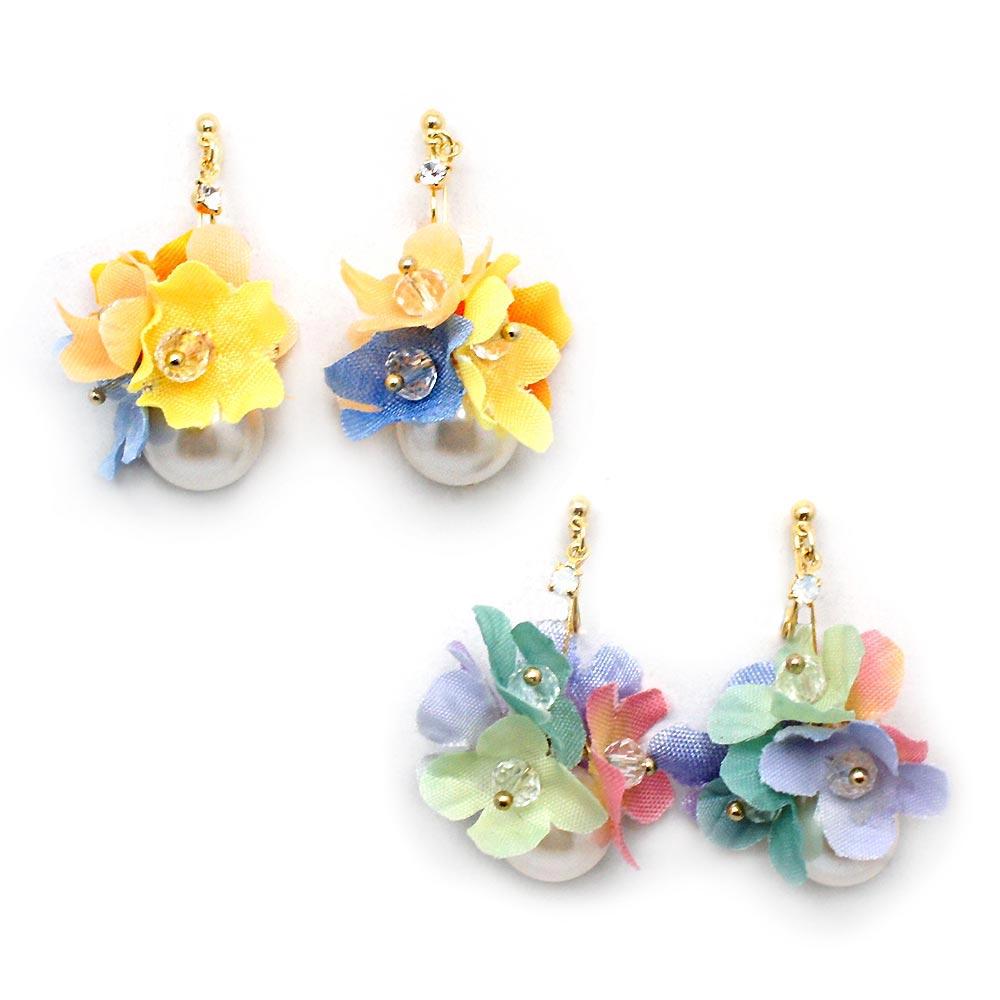 swing flowers 開店祝い 返品送料無料 ゾーラ イヤリング:zoule