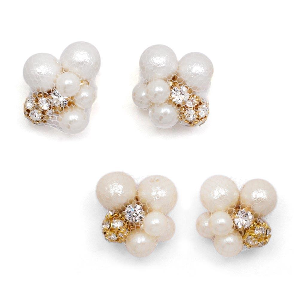 セール開催中最短即日発送 veily pearl 並行輸入品 ゾーラ ピアス:zoule