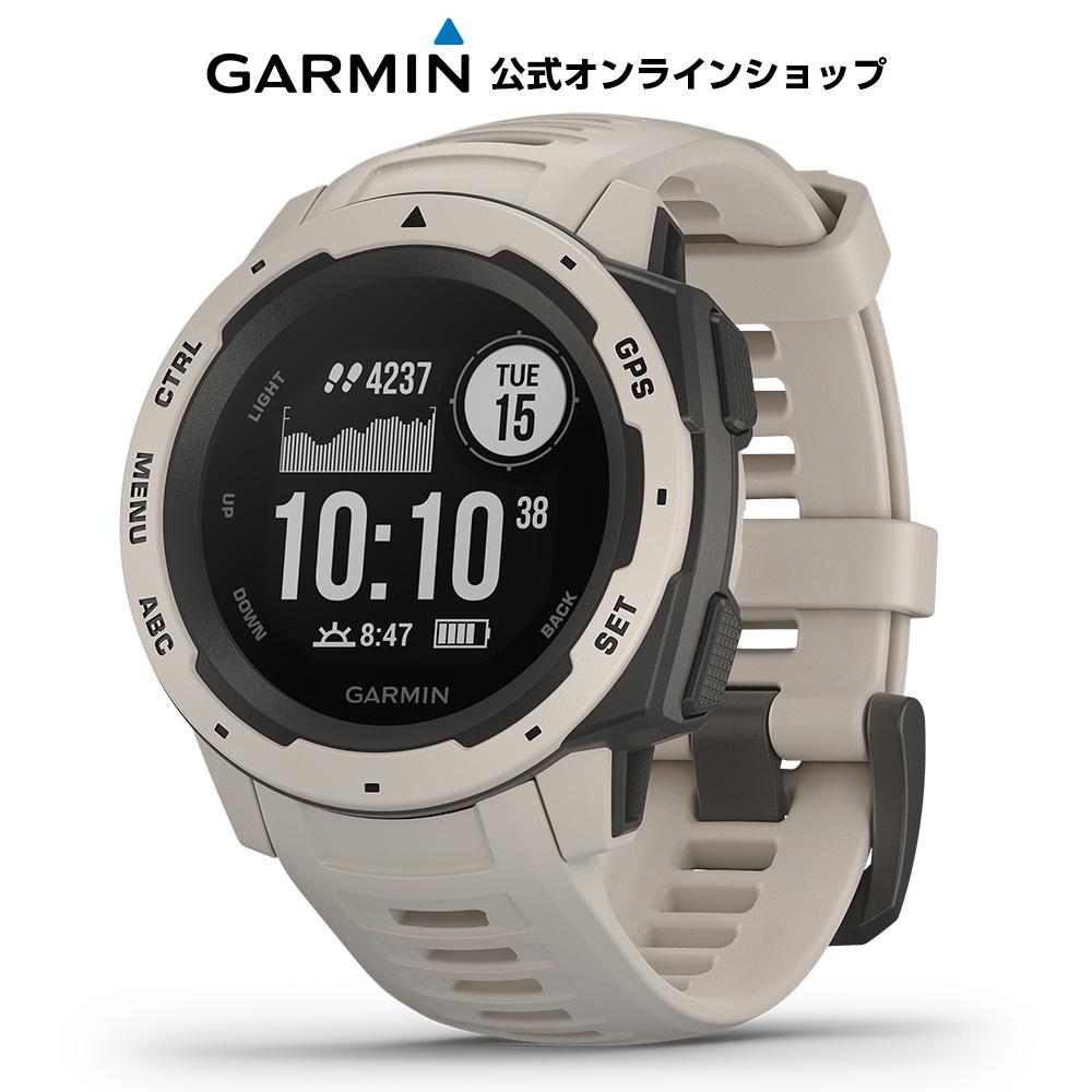 Instinct Tundra GARMIN ガーミン アウトドア マルチスポーツ 耐久性 光学式心拍計搭載 MIL GPS スマートウォッチ 010-02064-22 送料無料