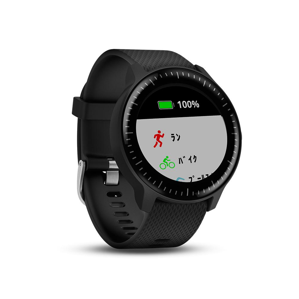 GARMIN ガーミン vivoactive3 Music 光学式心拍計搭載 タッチパネル式 GPS スマートウォッチ ミュージック 音楽 Garminpay 010-01985-23