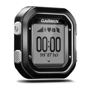 GARMIN ガーミン Edge25J エッジ25ジェイ サイクルコンピューター サイコン GPS ロードバイク コンパクト 心拍数 耐水 距離 時間 速度 ナビ GLONASS