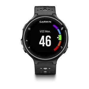 GARMIN ガーミン ForeAthlete230J BlackWhite フォアアスリート230ジェイ ブラックホワイト ウェアラブル ウォッチ SNS共有 スマートウォッチ GPS ランニング 歩数計 カロリー 睡眠管理 アプリ