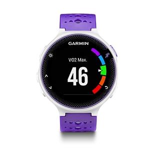 GARMIN ガーミン ForeAthlete230J PurpleStrike フォアアスリート230ジェイ パープルストライク ウェアラブル ウォッチ SNS共有 スマートウォッチ GPS ランニング 歩数計 カロリー 睡眠管理 アプリ
