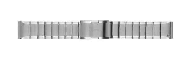 QuickFitバンド 22mm SilverStainlessSteel