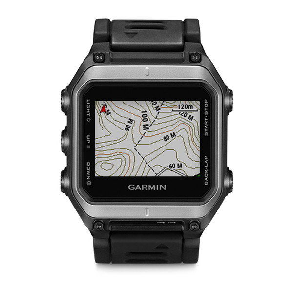 GARMIN ガーミン epixJ エピックスジェイ GPS トレッキング ナビゲーション 日本登山地形図 日本詳細道路地図 電子コンパス 気圧高度計 GPS 最大酸素摂取量 GLONASS