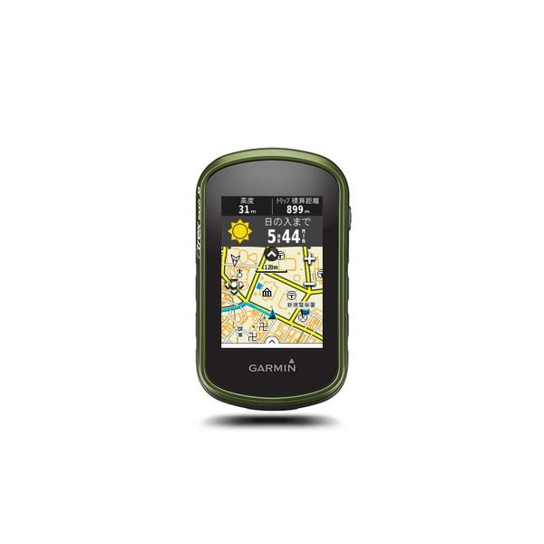 GARMIN ガーミン eTrexTouch35J イートレックスタッチ35ジェイ GPS トレッキング ナビゲーション 日本登山地形図 日本詳細地形図 3軸電子コンパス GLONASS ATV 自転車 ボート 高度計 ジオキャッシュタッチスクリーン