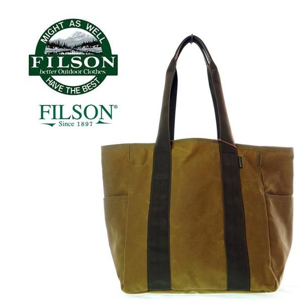 FILSON フィルソン 70390 GRAB.N.GO TOTE MEDIUM グラブンゴートートミディアム tan