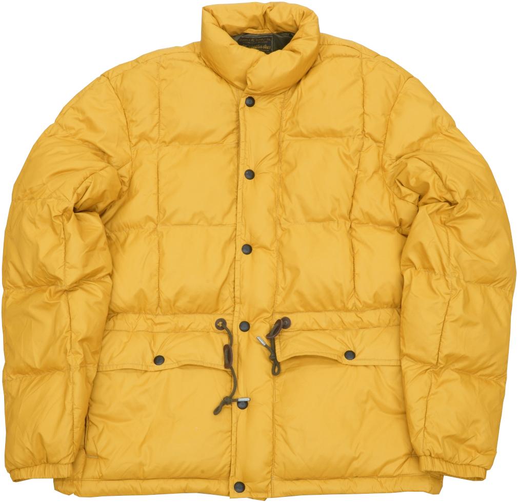(ダブルアールエル) RRL Dean キルテッド ジャケット ウルトラライト ナイロン イエロー メンズ Quilted Jacket 【あす楽】