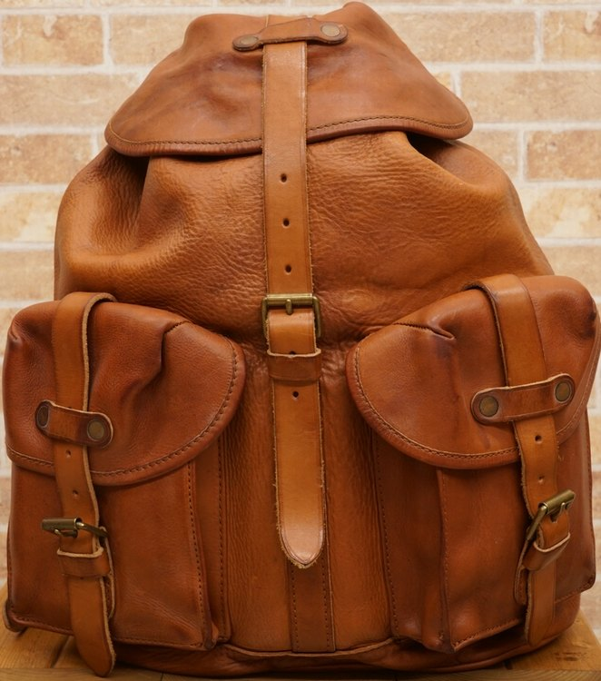 GARYU | Rakuten Global Market: Amer (Graff) RRL Riley leather ...