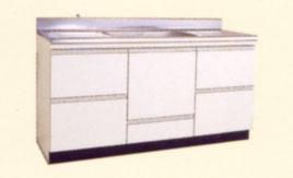 *セリカ/CELICA*WBS-150S 流し台 [間口150cm]
