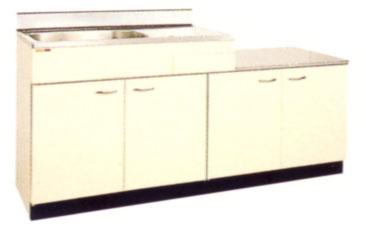 *セリカ/CELICA*FP-170K[L/R] ガス台付流し台 [間口170cm]