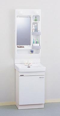 *クリナップ*BTS50W+M-501TS 洗面化粧台 BTSシリーズ [間口50cm]