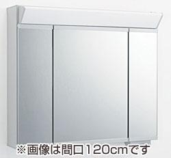 *クリナップ*M-103AMS 洗面化粧台 ミラーキャビネット 間口1000mm [3面鏡]