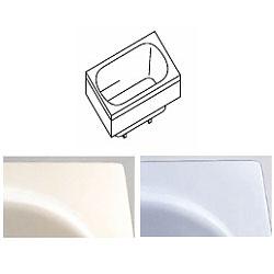 *クリナップ*CLG-122Y[L/R]/CLG-122Z[L/R] アクリックス浴槽 コクーン 間口120cm〈メーカー直送送料無料〉