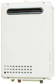 【無料3年保証/工事もご依頼で5年】*日立ハウステック*KS-166SABH ガス給湯器 設置フリー屋外壁掛型 給湯専用 16号