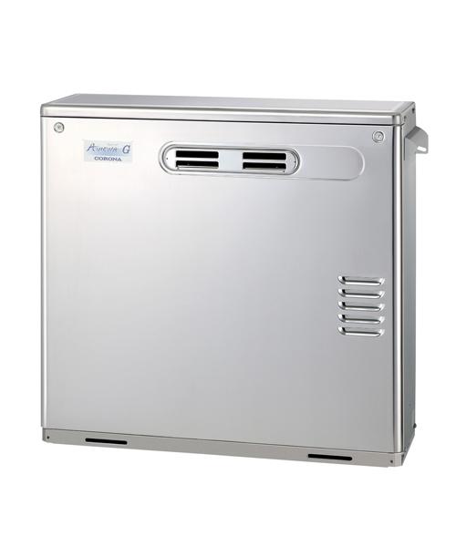 *コロナ*UKB-AG470FRX[MS] 石油ふろ給湯器 フルオートタイプ 屋外設置型 前面排気 ボイスリモコン付属タイプ AGシリーズ 水道直圧式【送料・代引無料】