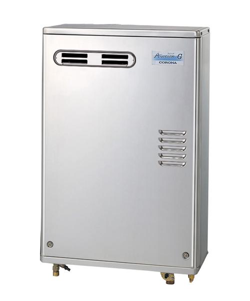 *コロナ*UKB-AG470ARX[MSW] 石油ふろ給湯器 オートタイプ 屋外設置型 前面排気 ボイスリモコン付属タイプ AGシリーズ 水道直圧式【送料・代引無料】
