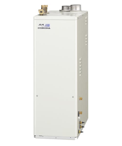 *コロナ*UKB-SA380ARX[FF] 石油ふろ給湯器 オートタイプ 屋内設置型 強制給排気 ボイスリモコン付属タイプ SAシリーズ 水道直圧式【送料・代引無料】