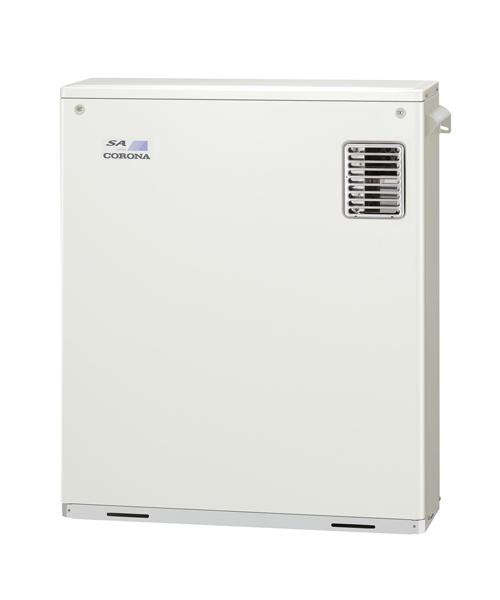 *コロナ*UIB-SA47RX[M] 石油給湯器 給湯専用タイプ 屋外設置型 前面排気 シンプルリモコン付属タイプ SAシリーズ 水道直圧式【送料・代引無料】