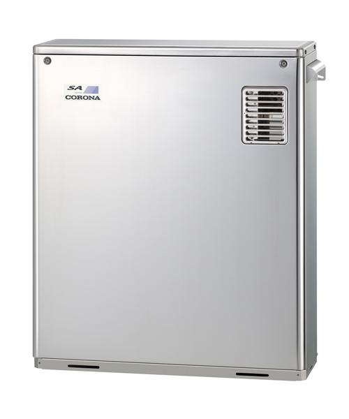 *コロナ*UIB-SA38RX[MS] 石油給湯器 給湯専用タイプ 屋外設置型 前面排気 シンプルリモコン付属タイプ SAシリーズ 水道直圧式【送料・代引無料】