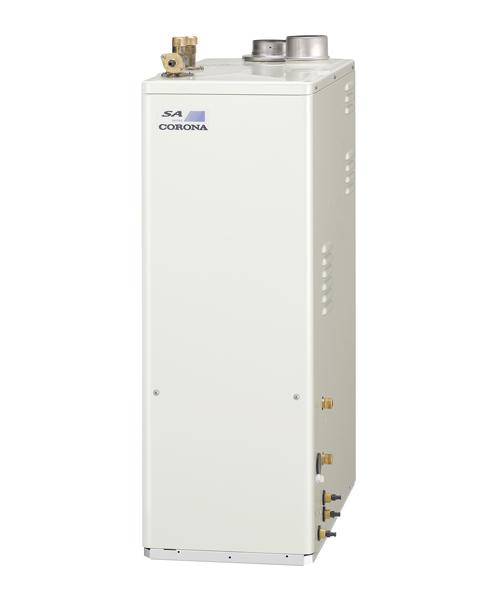 *コロナ*UIB-SA38RX[FF] 石油給湯器 給湯専用タイプ 屋内設置型 強制給排気 シンプルリモコン付属タイプ SAシリーズ 水道直圧式【送料・代引無料】
