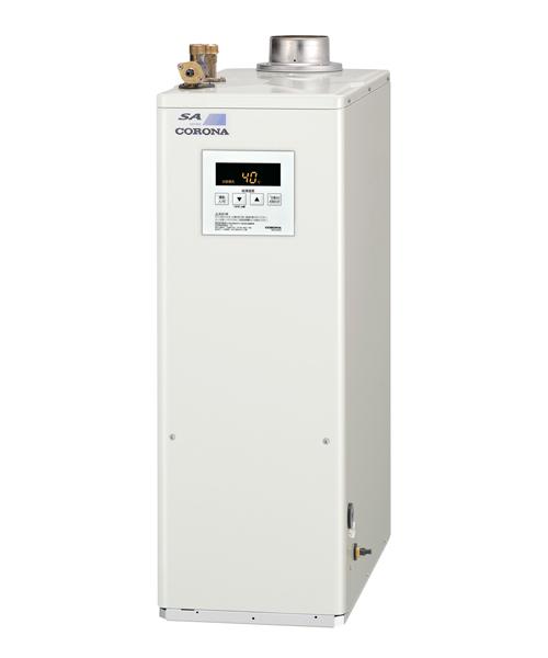 *コロナ*UIB-SA38RX[FK] 石油給湯器 給湯専用タイプ 寒冷地仕様 屋内設置型 強制排気 シンプルリモコン付属タイプ SAシリーズ 水道直圧式【送料・代引無料】